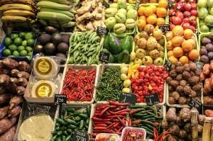 groenten en fruit helpt tegen opgeblazen buik