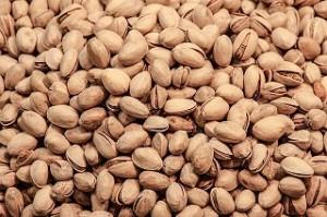 pistache noten rijk aan vezels