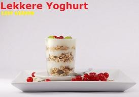 Yoghurt zelf maken