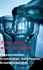 water helpt tegen verstopping en diarree