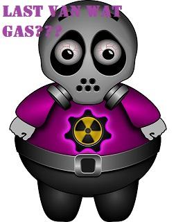 Last van gas en darmproblemen