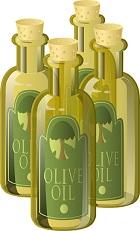 smeer in met olijfolie tegen jeuk